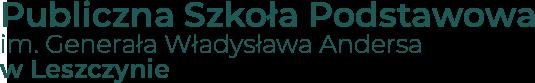 Publiczna Szkoła Podstawowa w Leszczynie